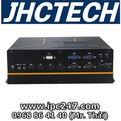 Máy tính công nghiệp không quạt BRAV-7302/T001